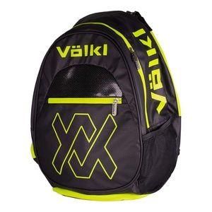 Völkl Tour Tennis backpack black/neon yellow! NWT!